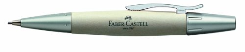 Faber-Castell Design E-Motion Pearwood Matte Light Maple Mechanical Pencil 138332 by Faber-Castell