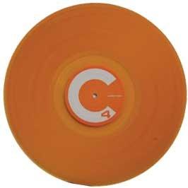 Congestion congestion house music orange vinyl for House music vinyl