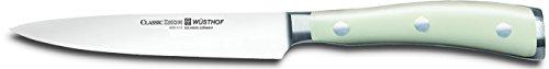 - Wusthof Classic Ikon 4-1/2-Inch Utility Knife, Creme