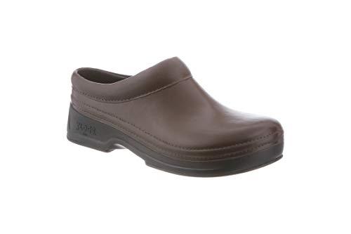 Klogs Footwear Men's Zest Clogs, Chestnut - 11 M US