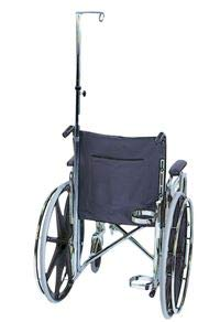 IV Pole for Wheelchair, 47 to 85 ()