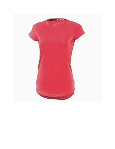 CANARI Women's Sportee Cycling/Biking Jersey, Watermelon, Medium