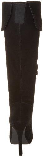 Jessica Simpson Da Donna Audrey Slouch Boot In Camoscio Nero