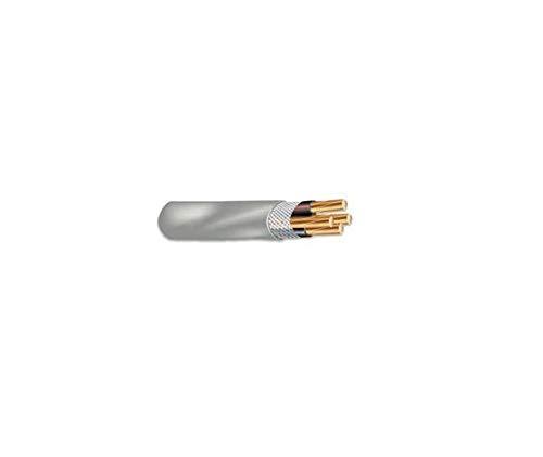 3-3-3-5 Copper Service Entrance Wire SER Copper Cable 25' (3 3 3 5 Copper Ser Cable)