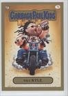 Vile Kyle (Trading Card) 2011 Topps Garbage Pail Kids Flashback Series 3 - [Base] - Gold #7b by Topps