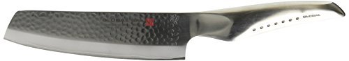 Global SAI-M06 Vegetable Knife, 6'', Silver by Global