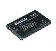 Hi-Capacity Equivalent of POLAROID PR-108DG, DVC-00725F, PDC-3370 Battery (Equivalent Digital Camera Battery)