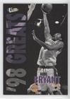 #3: Kobe Bryant (Basketball Card) 1997-98 Fleer Ultra - [Base] - Gold Medallion #252G