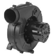 Fasco A197 3.3'' Frame 3 Phase Specific Purpose Blower with Ball Bearing, 1/70HP, 1500-4700rpm, 33-110V, 60Hz, 1 amps
