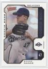 Shane Nance (Baseball Card) 2002 Upper Deck Victory - [Base] #634