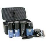The-Art-Of-Shaving-Travel-Kit-Lavender-Razor-Shaving-Brush-Pre-Shave-Oil-30ml-Shaving-Cream-45ml-AS-Balm-30ml-Case-5pcs1case-by-The-Art-of-Shaving