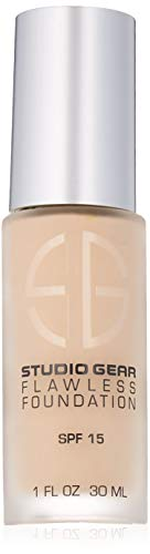 Studio Gear Flawless Foundation, Bisque, SPF 15, 1 fl oz (Studio Gear Concealer)