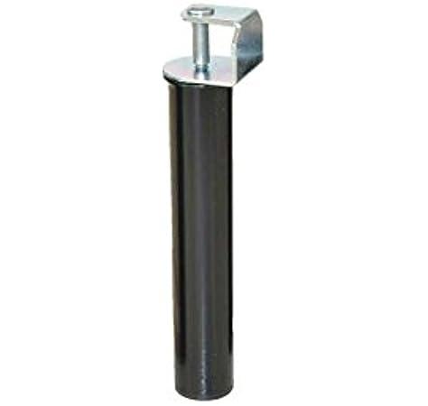 Ventadecolchones - Pata a Medida metálicas (Anclaje 40x30 mm - 25 cm) 1 ud.: Amazon.es: Hogar