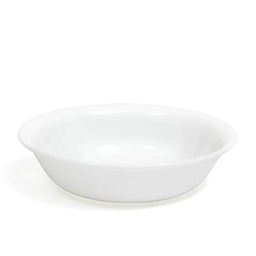 CORELLE Glass Solid Bowl   290ml, Pack of 6, Multicolor