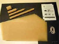 Stakich CANDLE MAKING Beeswax Kit, 10 Full Size Sheets (Approx. 8 1/8 x 16 3/4) - Top Quality, 100% Pure Beeswax Inc. AX-AY-ABHI-21894