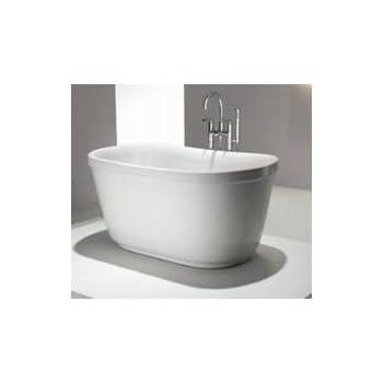 Modern Bathtub Soaking Bathtub Freestanding Bathtub