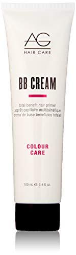 AG Hair Colour Care BB Cream Total Benefit Hair Primer 3.4 Fl Oz