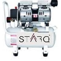 STARQ ISO Certified Copper Mini Portable Oil-free 18 L 0.55 KW 550 W/0.75 HP Silent Air Compressor (Standard,Multicolour)