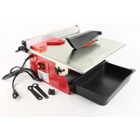 Table Tile Cutting Machine 120V 3400RPM Tile Saw Table Saw 500 Watts Power Saw by EZ Travel Collection
