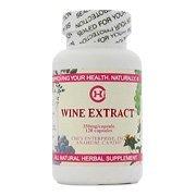 Chi's Enterprise Wine Extract 120 caps