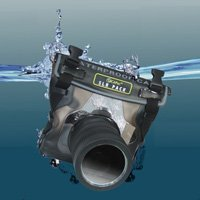 Underwater Case for the Following Canon EOS SLR cameras: 3, 10D, 20D, D60, D40