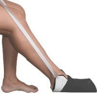 Duro Med sock aid with terry and nylon cloth - 1 ea