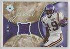 Troy Williamson #6/40 (Football Card) 2006 Ultimate Collection - Ultimate Game Jersey - Spectrum #UL-TW