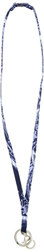 Vera Bradley Breakaway Lanyard, Signature Cotton, Indio, One Size