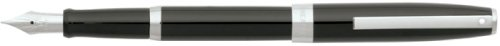 Sheaffer Sagaris Gloss Black GT Medium Point Fountain Pen - SH-9471-0