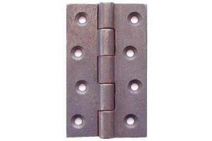 100mm 4' No.200 Cast Iron Butt Hinges Perry