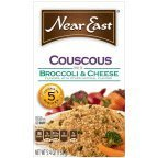 Near East Couscous Broccoli Chs