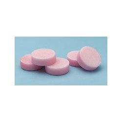 Krystal 4 oz. Cherry Urinal Deodorizer Blocks (KRYU04) Category: Urinal Blocks (Krystal Cherry)