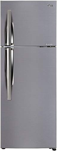 LG 308 L 2 Star Inverter Wi Fi Frost Free Double Door Refrigerator  GL C322KPZY, Shiny Steel