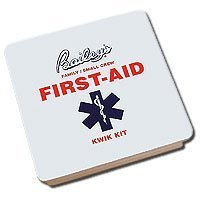 Kwik Kit Family First Aid (Metal Container) by Baileys Inc by Baileys Inc