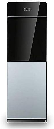 Relaxbx Máquina expendedora Agua fría y Caliente, Fuente de Agua Potable Vertical Doble Control de Temperatura Anti-Secado, Familia/Oficina/Dormitorio