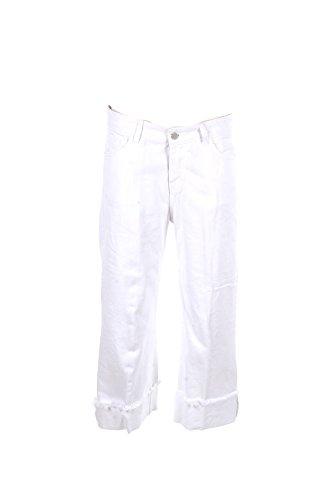 Jeans Donna Nasty.co M Bianco P17na4456 Primavera Estate 2017