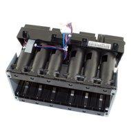 Ink Supply Station (ISS) LEFT side assy - DesignJet Z2100 / Z5200 series