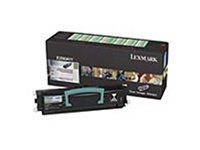 Lexmark E250A41G Standard Yield Return Program Black Toner Cartridge