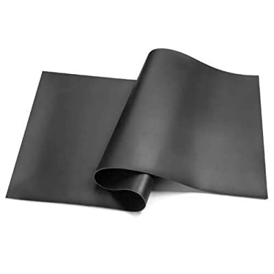 "Second Skin Luxury Liner - 1 lb Mass Loaded Vinyl Noise Barrier - 1/8"" MLV Soundproofing Sheets (1 Sheet, 9 sq ft) - Made in USA: Automotive"