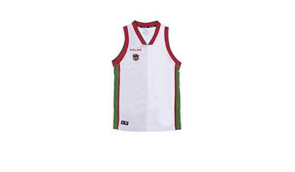 KELME - Camiseta 3ª 18/19 Baskonia: Amazon.es: Deportes y aire libre
