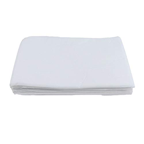 dxS8hhuo 10Pcs Salon Massage Medical Sterile Disposable Bedsheets Bed Cover Mat Blanket - Package Massage Experience