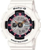 Baby G Strap (G-Shock Women's BA110SN White Watch)
