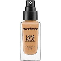 Smashbox Liquid Halo HD Foundation Broad Spectrum SPF 15 - Shade 3 1oz (30ml) by Smashbox (Smashbox Liquid Halo Hd Foundation Spf 15)