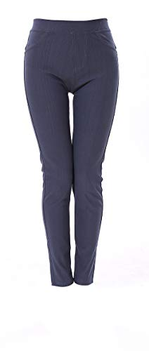 Sipaya Womens High Waist Jeans Leggings Denim Printed Stretchy Jeggings S-2XL