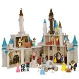 Cinderella Castle Play Set - Walt Disney (World Cinderella Castle)