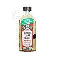 Monoi Tiare Tahiti Coconut Oil Vanilla - 4 Oz, Pack of 2 ()