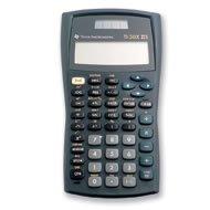 ETA HAND2MIND 8969 Texas Instruments-30X IIS Solar Scientific Calculator - 1 Each