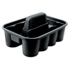 (3 Pack Value Bundle) RCP315488BLA Deluxe Carry Caddy, Black