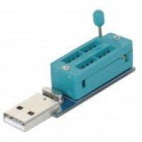 CH341 USB Port Reader Writer Programmer for EEPROM 24CXX