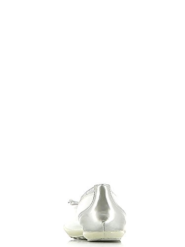 Primigi - Bailarinas para niña Bianco/Argento